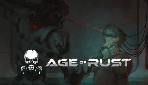 Age of Rust logo