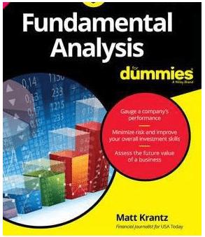Fundamental Analysis for Dummies by Matt Krantz, cover illustration