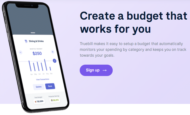 text: Create a budget that works for you